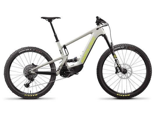Santa Cruz Heckler MX Carbon CC - S Kit