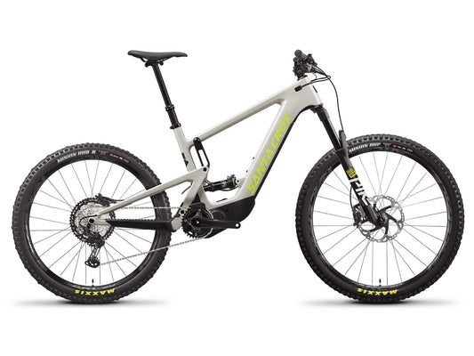 Santa Cruz Heckler MX Carbon CC - XT Kit