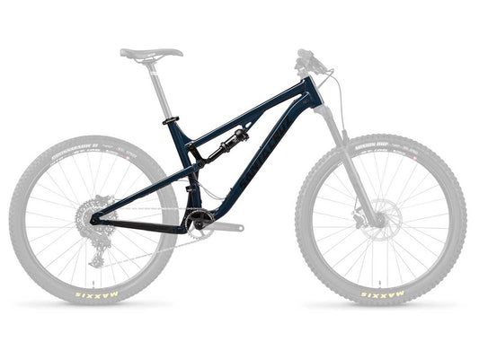 Santa Cruz 5010 V2 Frame -  Gloss Ink/Black