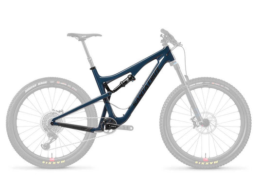 Santa Cruz 5010 V2 Carbon CC Frame -  Gloss Ink/Black