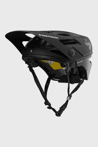 Sweet Protection Arbitrator Helmet 2020 - Matte Black/Natural Carbon