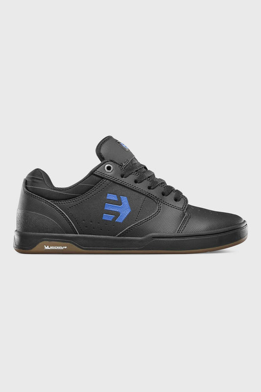 Etnies Camber Crank Shoe - Black/Blue