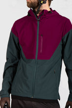 Load image into Gallery viewer, ion-shelter-softshell-jacket---green-seek