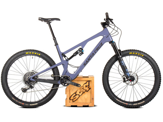 Santa Cruz 5010 Carbon CC XO1 x 2.6 Kit - Purple - Extra Large - Ex Demo
