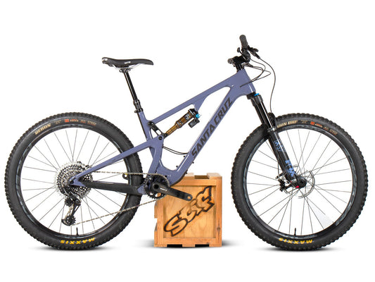 Santa Cruz 5010 Carbon CC XO1 2.6 Kit - Purple - Medium - Ex Demo