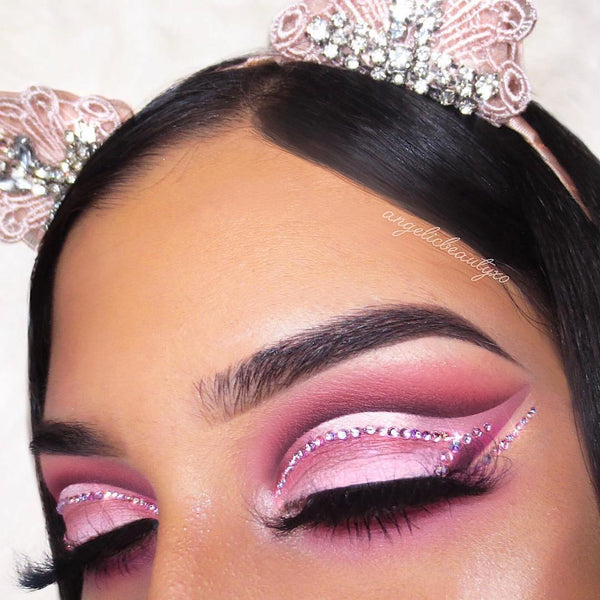 Best Trend of 2018: Pink/Cherry Eyeshadow