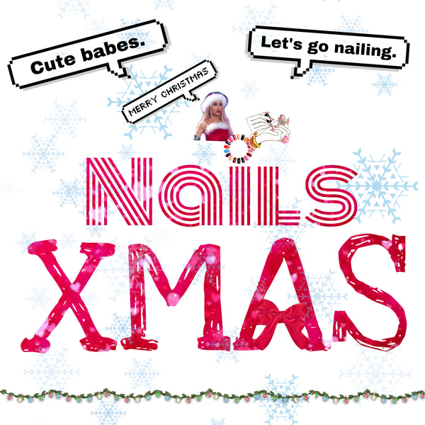 30+ Cute Nail Designs For Christmas Time | Blog -Sugar&Vapor