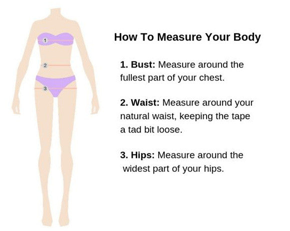 how to measure the body - sugarandvapor