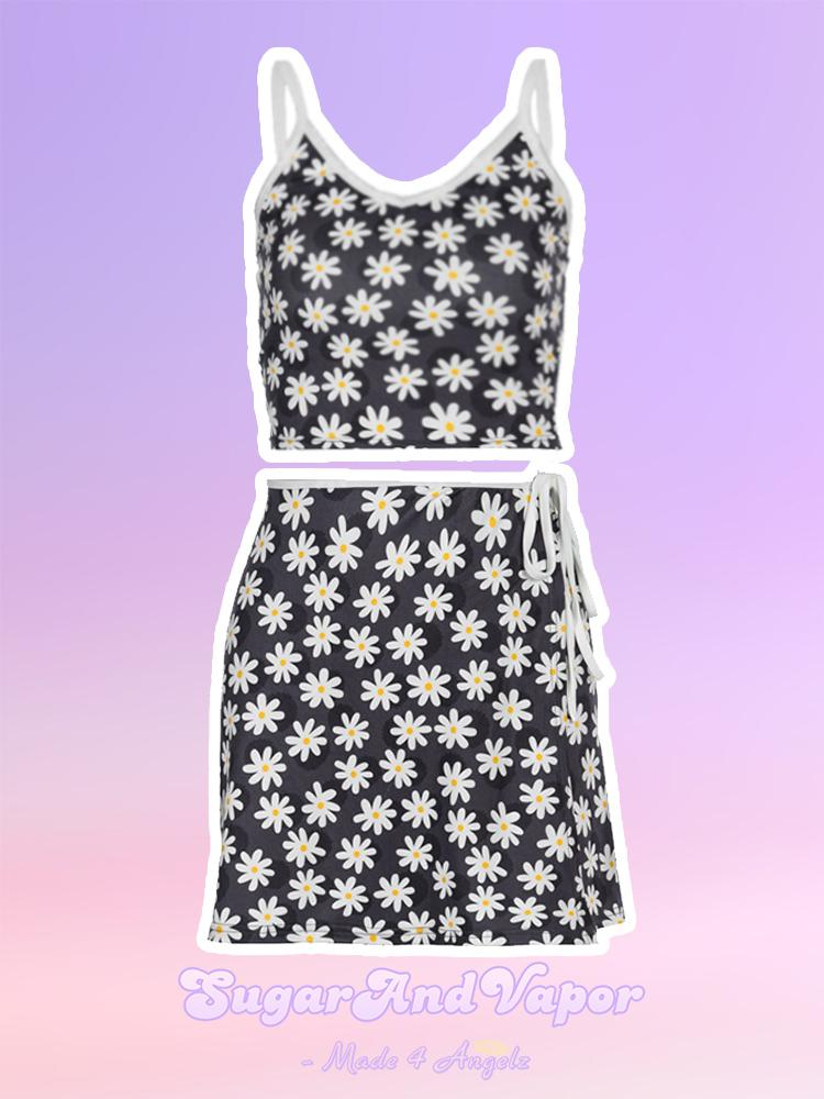 Jacobs Daisy Dress Matching Set-DRESSES-SugarAndVapor