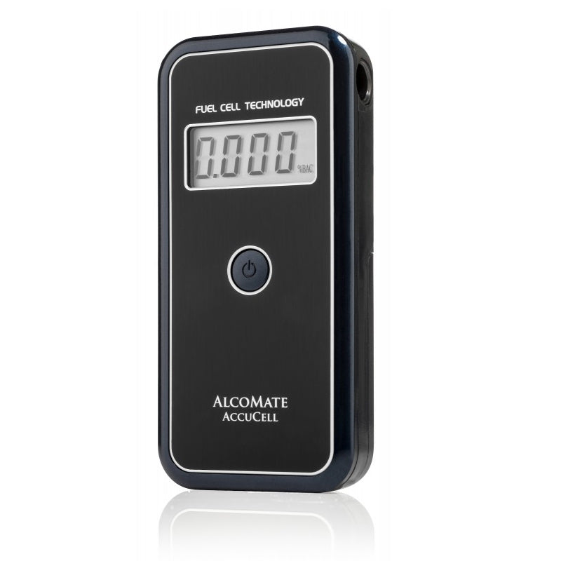 AlcoMate AccuCell (Model AL9000) Breathalyzer - AK GlobalTech Corporation