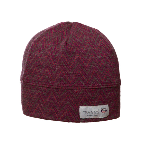 Jamie Merino Beanie - Various Colours