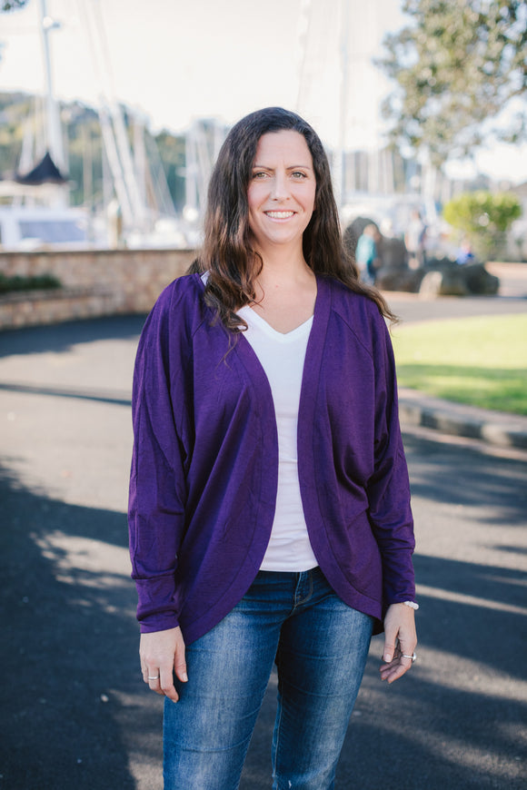 The Everyday Cardi in Merino