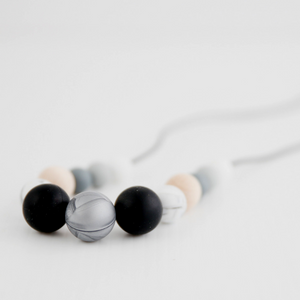 Chewllery Necklaces Short Length Winter Collection - Drop and Round