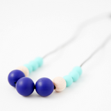 Chewllery Necklaces Long Length Winter Collection - Drop and Round