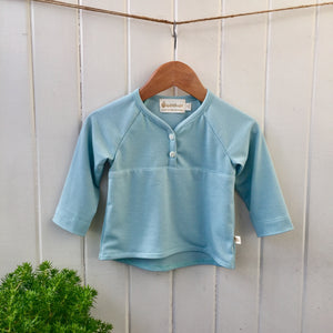 Rylan Button Front Tee
