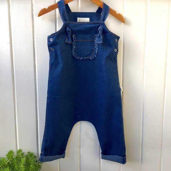 Austin Denim Romper