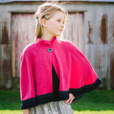 Maddison Wool Cape