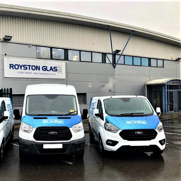 Royston Glass Continue Commitment to Reduce Environmental Footprint