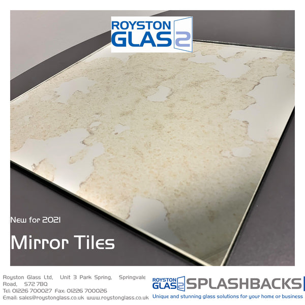 Mirror Tiles - New for 2021