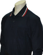 Umpire Traditional Shirt- Long Sleeve - Navy