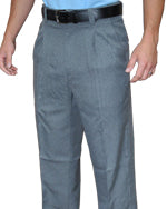 Pleated Umpire Plate Pants w/ Expander Waistband
