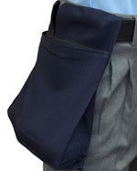Smitty Expandable Deluxe Ball Bag - Navy