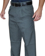 Smitty Premium Pleated Charcoal Grey Base Pant
