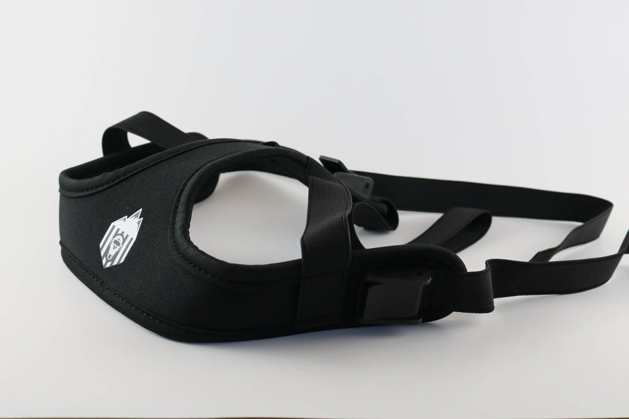 Mask Harness by Out West Officials