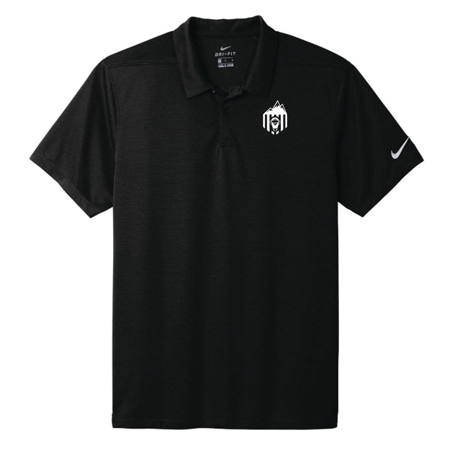 Out West Crew Nike Black Polo