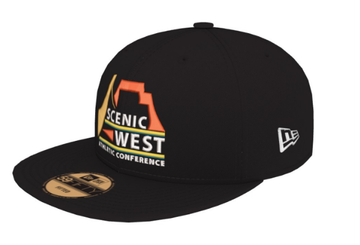 New Era SWAC Baseball Umpire Hat - Bases