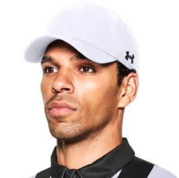 Under Armour Referee White Hat