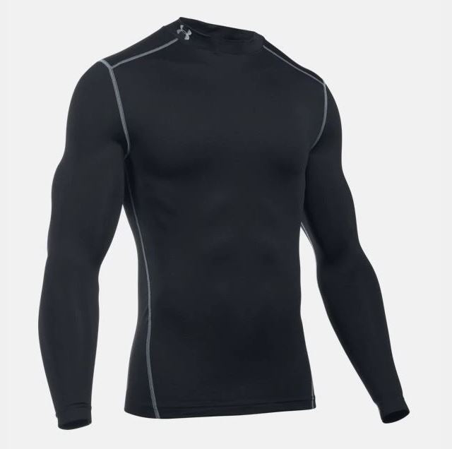 UA ColdGear Armour Compression Mock
