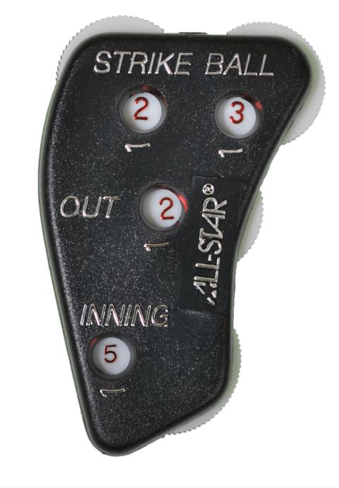 All-Star Four Count Plastic Indicator