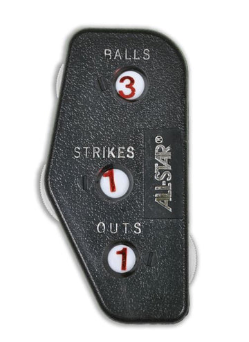 All-Star Three Count Large Dial Indicator