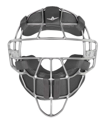 All-Star Magnesium Umpire Traditional Mask - Use