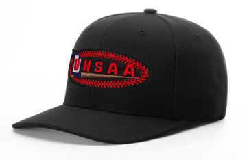 UHSAA Baseball 8-Stitch Richardson Hat