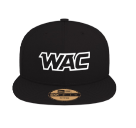 New Era WAC Baseball Umpire Hat - Bases