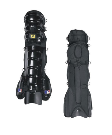 Pro Gold Umpire Leg Guards