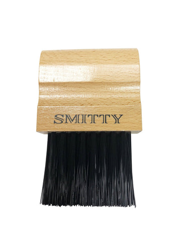 Smitty Wooden Handled Plate Brush
