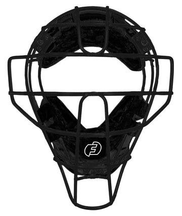 Defender Mask Black w/ Black Pads