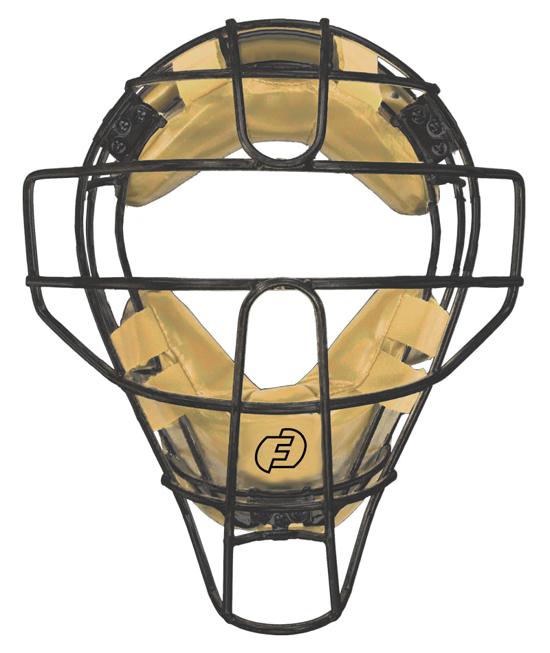 Defender Mask Black w/ Tan Pads
