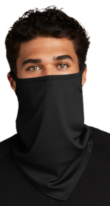 Ear Loop Gaiter Mask - No Logo