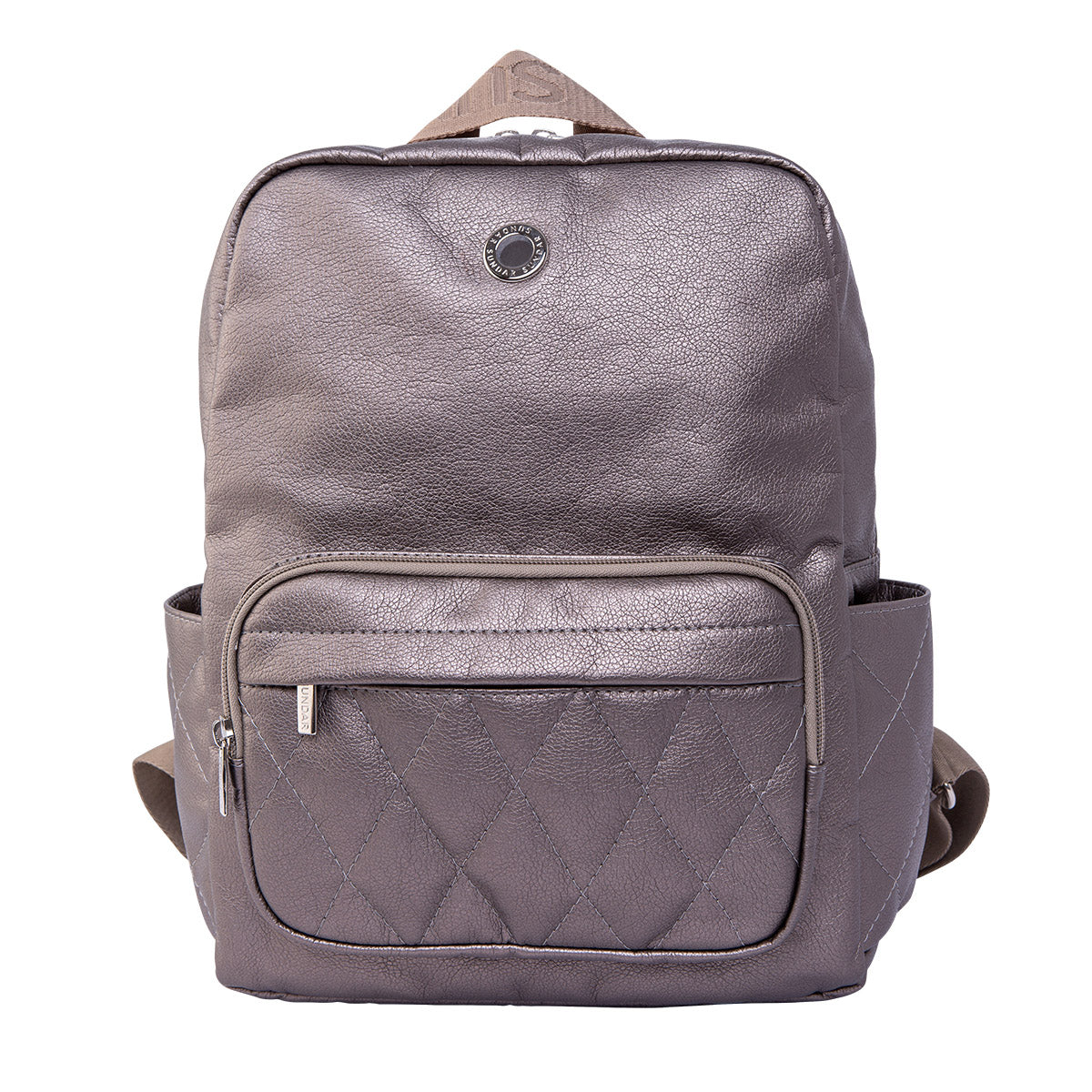 Backpack Pyrite Metallic