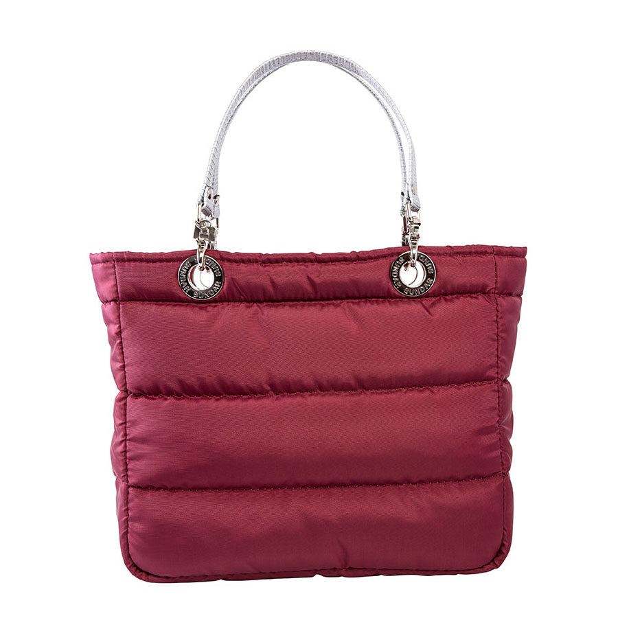 Básica Cherry, Top Zipper, Shoulder Bag