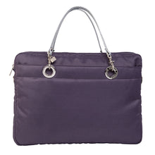 Laptop Grande Messenger, Purple Bag