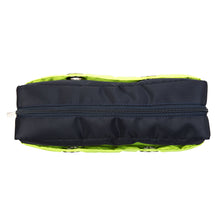 Crossbody, Blue Navy / Neon Yellow