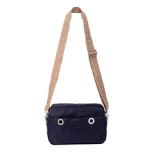 Laura Crossbody, Navy Blue