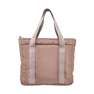 Básica Brown,  Shoulder Bag 2020 with Ribbon Strap