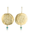 Constantinato Earrings - Turquoise