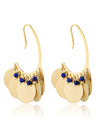 Doreta Earrings - Lapis